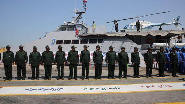 Iranian Warship - Sputnik International