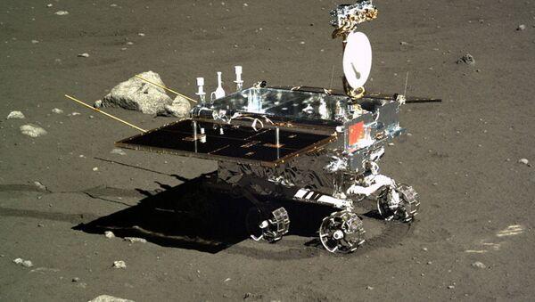 A Chinese moon rover - Sputnik International