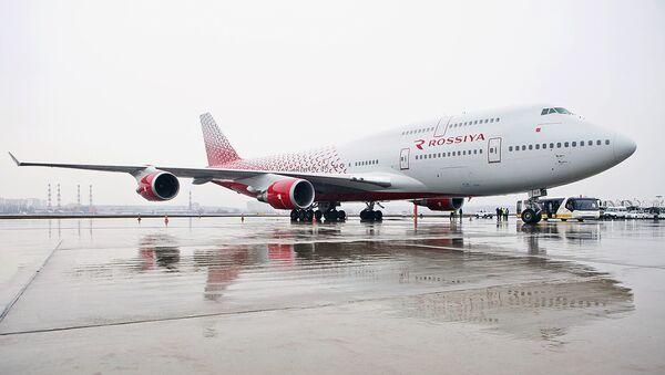 Rossiya Airlines aircraft - Sputnik International