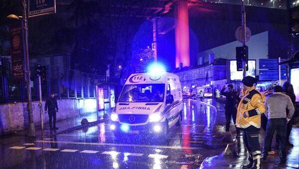 Turkish ambulance (File) - Sputnik International