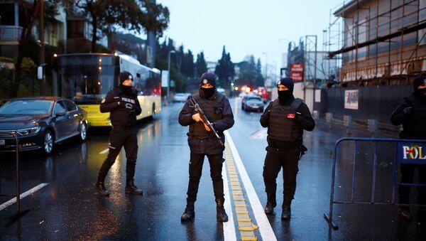 Istanbul police (File) - Sputnik International