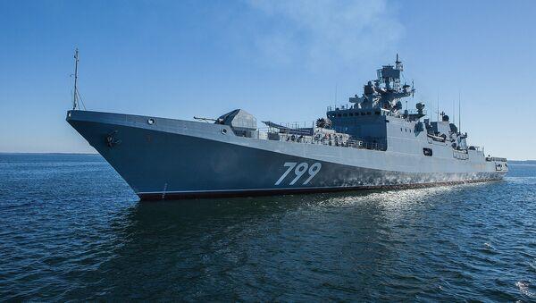 Admiral Makarov patrol ship - Sputnik International