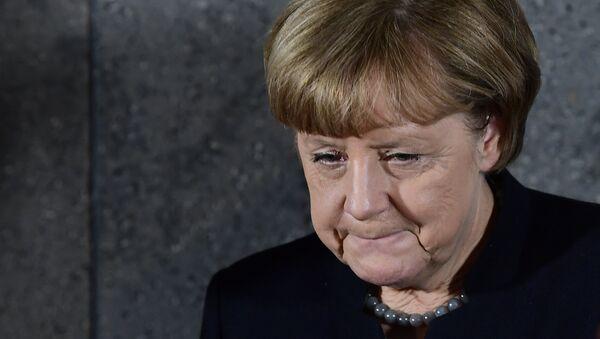 German Chancellor Angela Merkel - Sputnik International