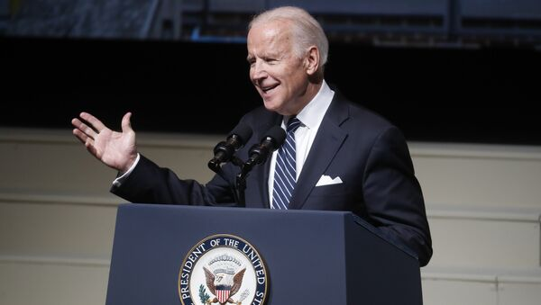 Vice President Joe Biden (File) - Sputnik International