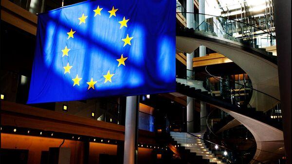 European Parliament flag - Sputnik International
