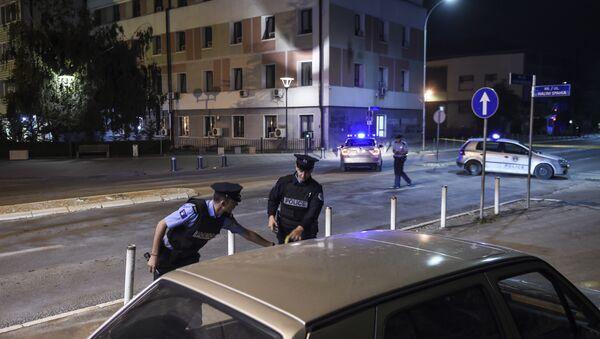 Kosovo police (File) - Sputnik International