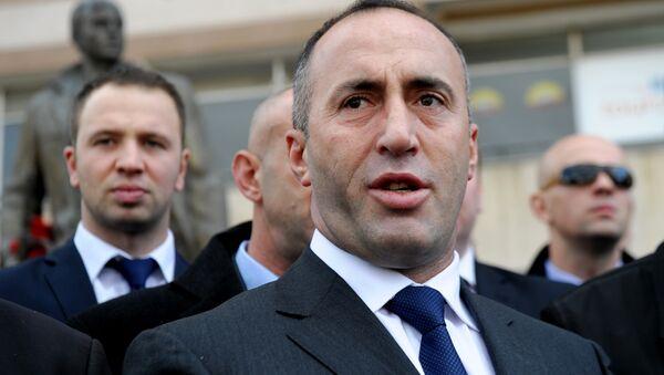 Ramush Haradinaj - Sputnik International