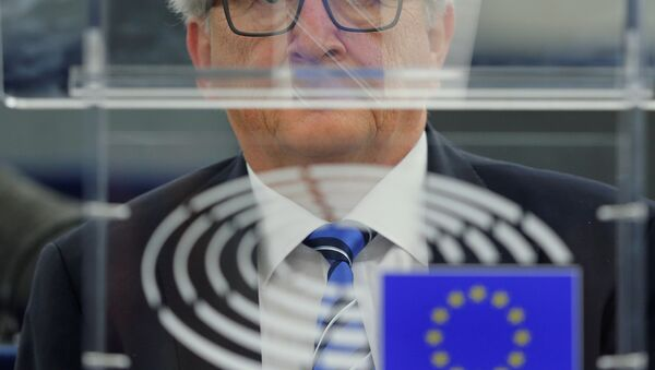 uropean Commission President Jean-Claude Juncker - Sputnik International