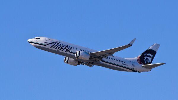 Alaska Airlines - Sputnik International