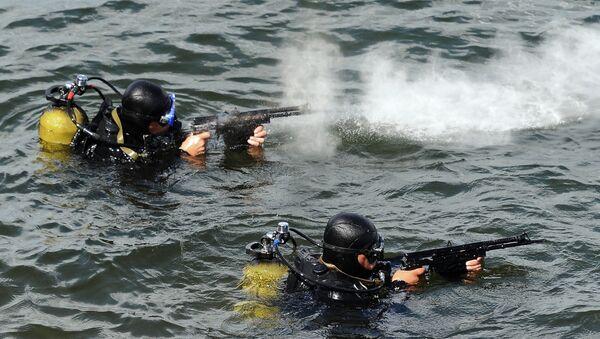Russian Federal Security Service holds training in Chelyabinsk Region - Sputnik International