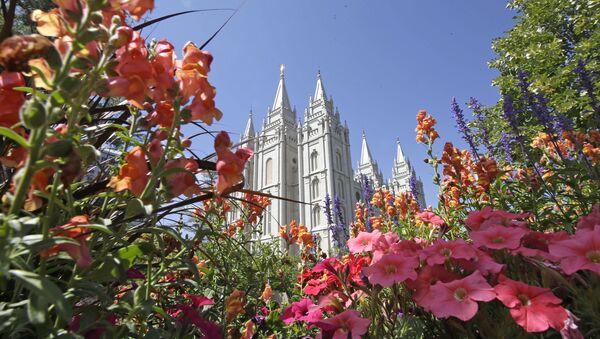 Salt Lake Temple - Sputnik International