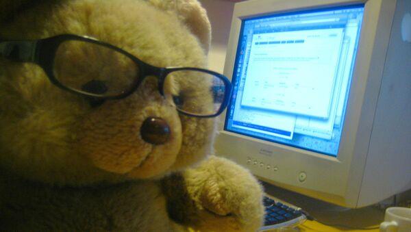 Russian hacker bear - Sputnik International