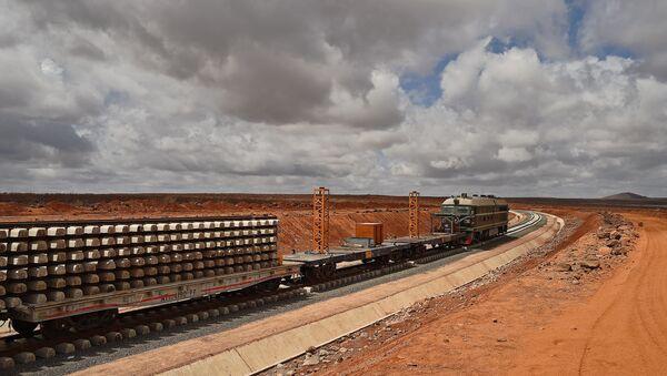 Railroad Construction - Sputnik International