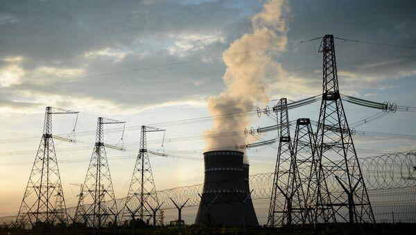 Nuclear Power Plant. (File) - Sputnik International