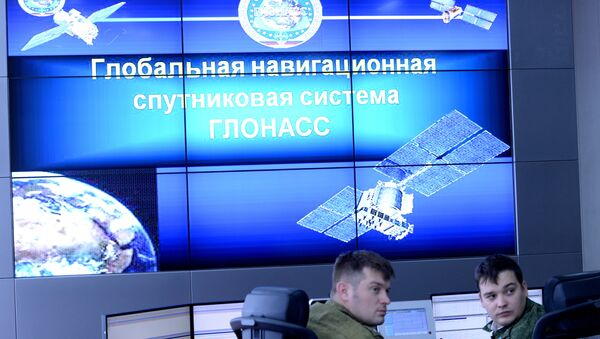 The command and control post of GLONASS in the Titov Main Space Testing Center in Krasnoznamensk, the Moscow Region. (File) - Sputnik International