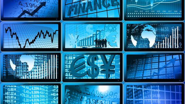 World economy - Sputnik International