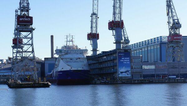 Arctech Helsinki Shipyard - Sputnik International