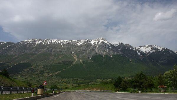 Gran Sasso Mountains - Sputnik International