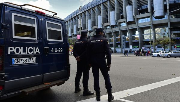 Spanish National Police (File) - Sputnik International