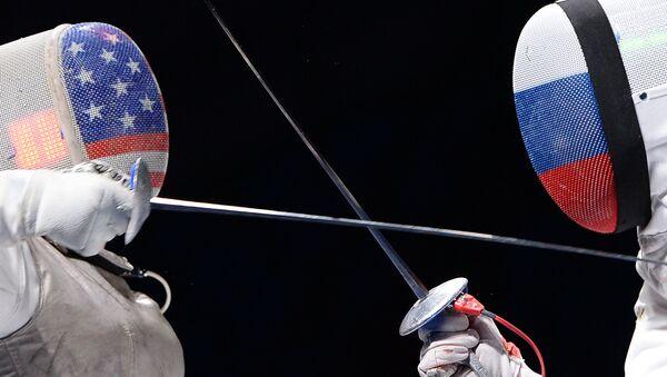 US vs Russia - Sputnik International