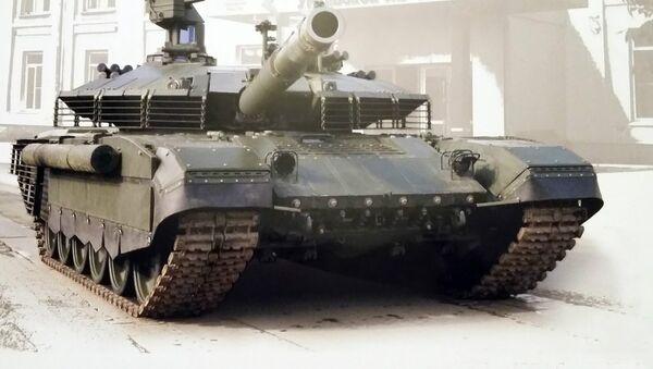 T-90M tank - Sputnik International