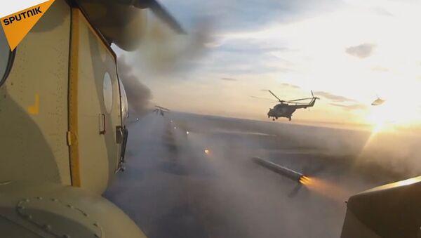 Russian Aviation Drills In Krasnodar Region - Sputnik International