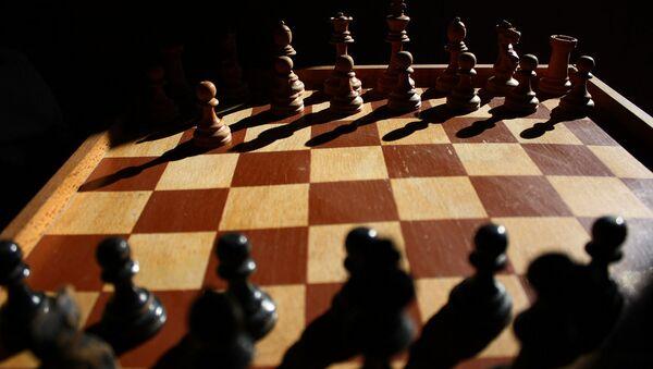 Chess - Sputnik International
