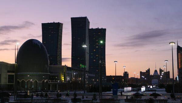 Cities of the world. Astana - Sputnik International