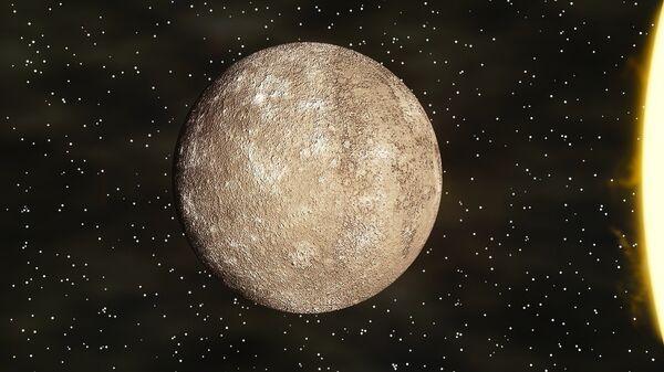 Mercury. - Sputnik International