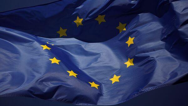The European flag - Sputnik International