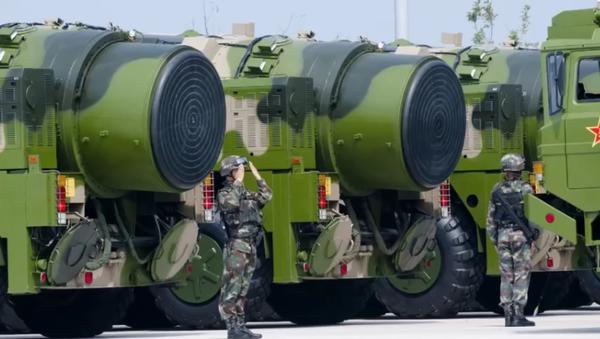 China's DF-41 ICBM - Sputnik International