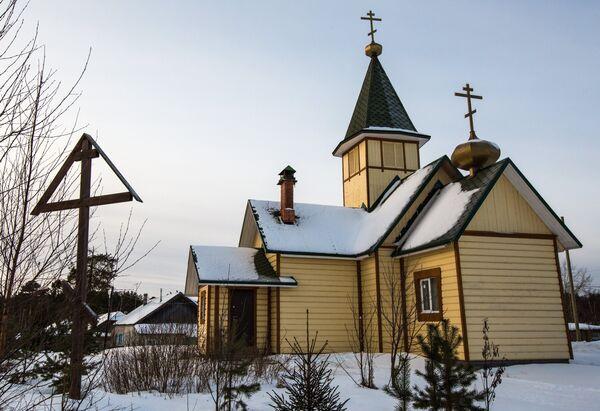 Sacred Heritage: Orthodox Shrines in Russia's Karelia - Sputnik International