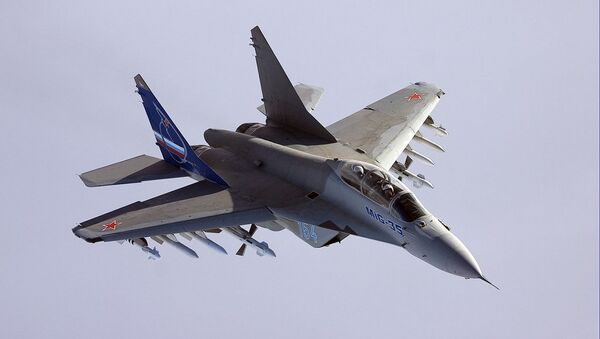 MiG-35 - Sputnik International