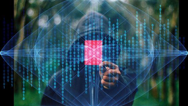 Cyber attack - Sputnik International