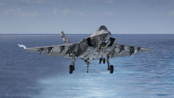 F-35 Joint Strike Fighter - Sputnik International