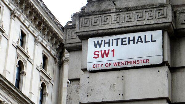 Whitehall, London - Sputnik International
