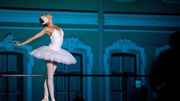 Mariinsky Theatre ballet dancer - Sputnik International