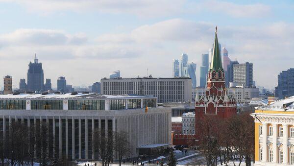 Moscow sights - Sputnik International