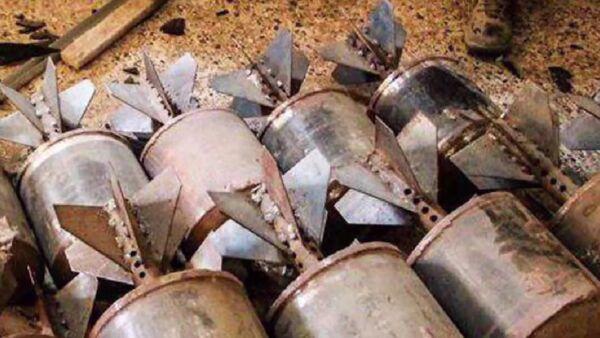 Chemical weapons found in Mosul - Sputnik International