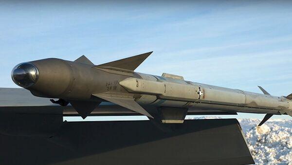 AIM-9X-2 Sidewinder Missiles - Sputnik International