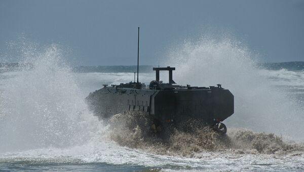 Amphibious Combat Vehicle 1.1 (ACV 1.1) - Sputnik International