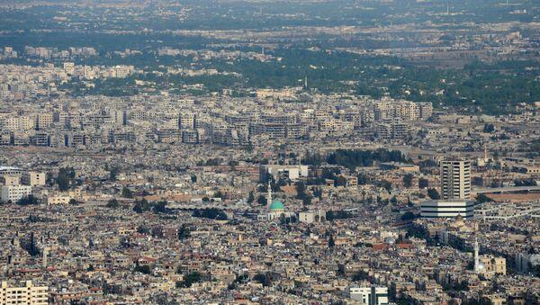 A view of Damascus. (File) - Sputnik International