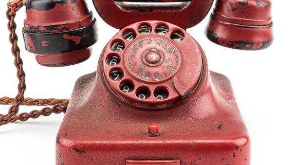 Hitler's Personal Phone - Sputnik International