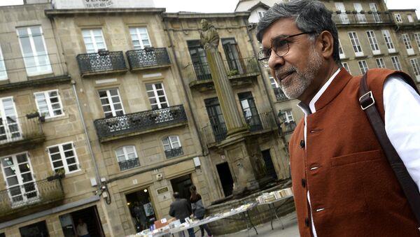 Kailash Satyarthi (File) - Sputnik International