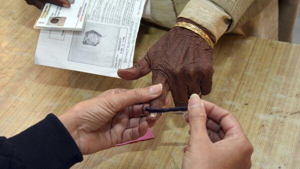 India Election - Sputnik International