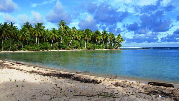 Butaritari, Kiribati - Sputnik International