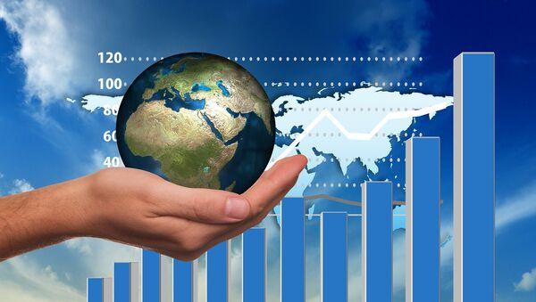 Global economy - Sputnik International