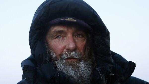 Russian traveler Fyodor Konyukhov - Sputnik International
