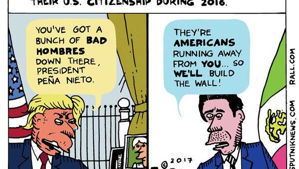 Americans No More - Sputnik International