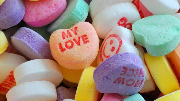 Valentine's Day Candy - Sputnik International